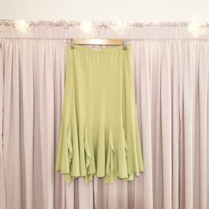 Light Green Sympli Skirt
